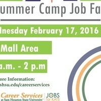 Summer Camp Job Fair