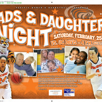Dad and Daughter's Day: Women's Basketball vs. UC Davis