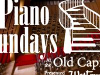 Piano Sundays: Alan Huckleberry and Studio