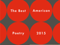 Best American Poetry Reading 2015