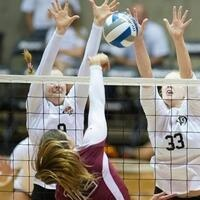 Women's Volleyball at Santa Clara