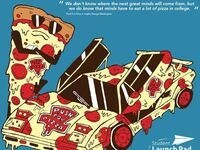 'Push for Pizza' with the Student Launch Pad