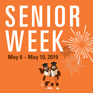 Party with the President - Senior Week
