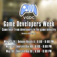 Game Developers Week 2019