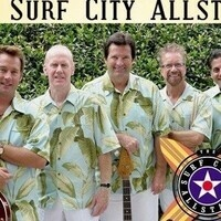 Surf City Allstars (Beach Boys Tribute) - Concerts in the Park