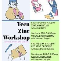 Teen Zine Workshop