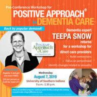 Teepa Snow Dementia Care Workshop