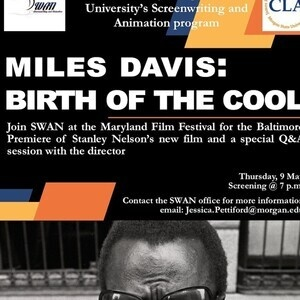 "Premiere of Stanley Nelson's New Film ""Miles Davis: Birth of the Cool"""