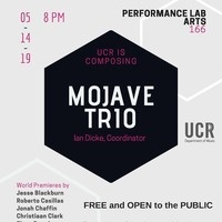 UCR is Composing: New music by UCR composition students