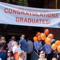 CPHHS Commencement Reception