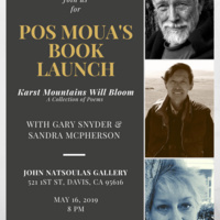 Pos Moua's Book Launch @ John Natsoulas Gallery