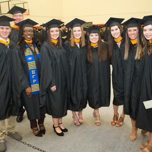 Graduate/Undergraduate Commencement