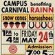 Campus Carnival (benefiting RAINN)