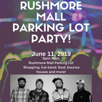 Rushmore Mall Parking Lot Party
