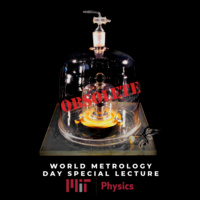 World Metrology Day Special Lecture featuring Wolfgang Ketterle