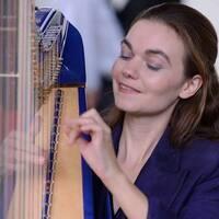 UCR Chamber Music Ensembles: Chamber Music for Strings featuring harp soloist Dr. Vanessa Sheldon