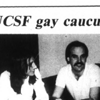 Stonewall 50: Radical Resistance & Queer Action at UCSF (Library Exhibit)