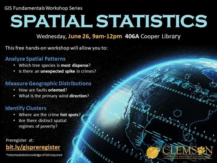 Basic Spatial StatisticsWorkshop