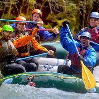 Wood River Drifting
