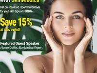 Contour Dermatology SkinMedica Lunch and Learn
