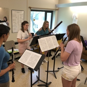 SMI Double Reed Camp Final Concert