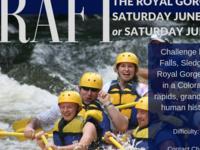 Rafting the Royal Gorge