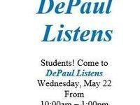 DePaul Listens