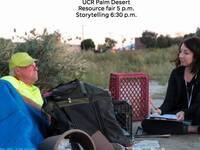Coachella Valley Storytellers Project: Stories of homelessness