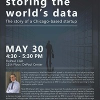 Storing the World's Data: The Story of a Chicago Start-U-