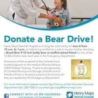 Donate-A-Bear