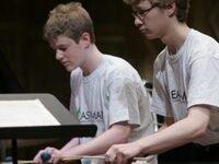 ECMS: Drum Joy & Rhythm Adventure Percussion Ensembles
