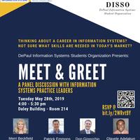 DePaul Information Systems Organization Meet & Greet