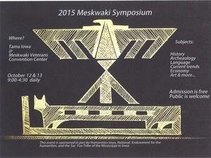 2015 Meskwaki Symposium