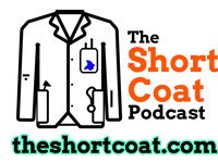 The Short Coat Podcast recording session