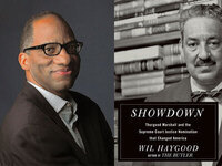 Writers LIVE: Wil Haygood, Showdown: Thurgood Marshall and the Supreme Court Nomination That Changed America