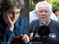 Poetry and Conversation: Kathi Wolfe, David Eberhardt, and Gregg Mosson