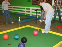 Intramural Mini Golf Registration