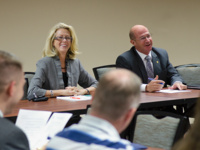 President & Provost Roundtable Discussion