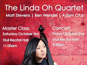 Linda Oh's Sun Pictures Live in Stull
