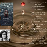 A River Runs Again -- Author Event