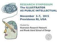 Illustrator as Public Intellectual — 6th Annual Illustration Research Symposium