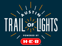 Trail of Lights: UT Night