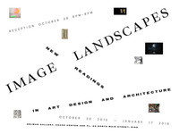Image Landscapes: New Readings in Art, Design, and Architecture