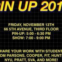 PhotoFeast Pin-Up Exhibition Fall 2015