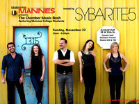 Mannes Chamber Music Bash hosted by Sybarite5