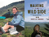Writers LIVE: Kristi M. Fondren, Walking on the Wild Side: Long-Distance Hiking on the Appalachian Trail