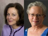 Poetry & Conversation: Looking Back to Move Forward with Ann Bracken & Barbara Morrison