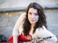 CU Music: Emily DiAngelo, oboe and English horn, with string trio