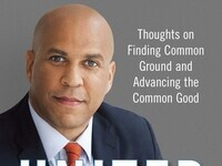 Writers LIVE: Cory Booker, United: Thoughts on Finding Common Ground and Advancing the Common Good