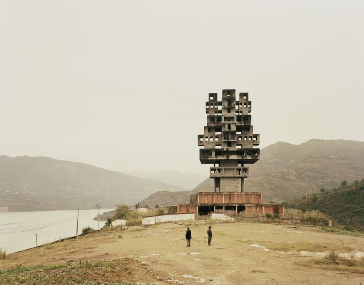 Lecture in Photography: Nadav Kander